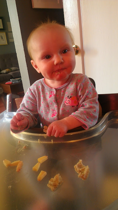 Missy P.'s First Pancakes