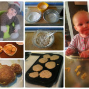 Missy P.'s First Pancakes, Revisited – Whole Wheat Applesauce Pancakes