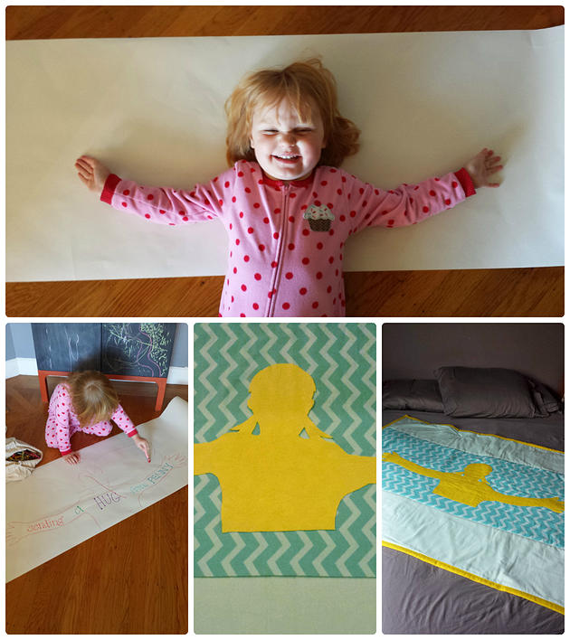 Telling People We Love Them – Send-A-Hug – Kid-Craft version and Mama-Craft version